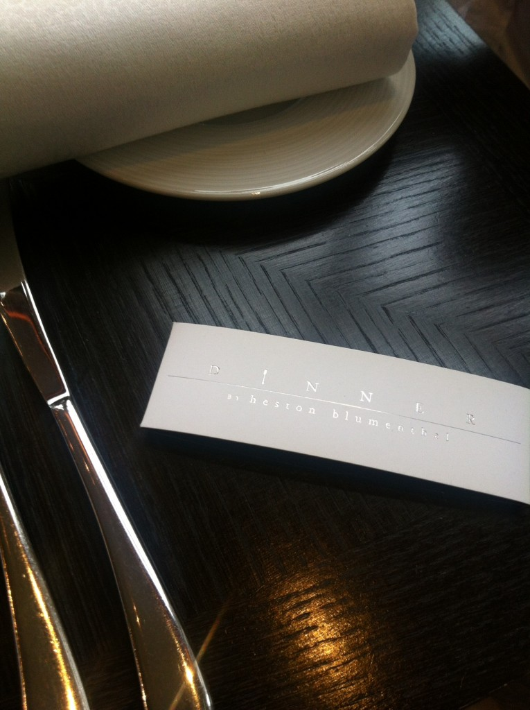Diner by Heston Blumenthal