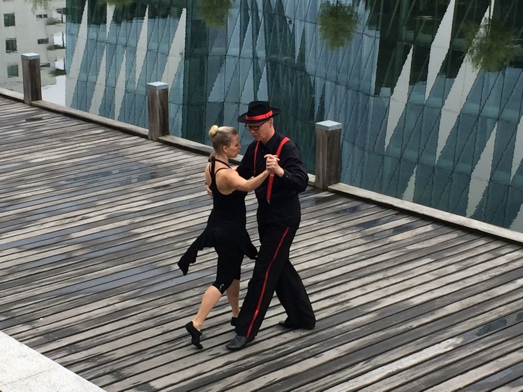 Waterfront Milonga