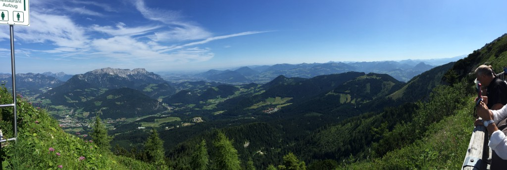 View from Eagle's Nest
