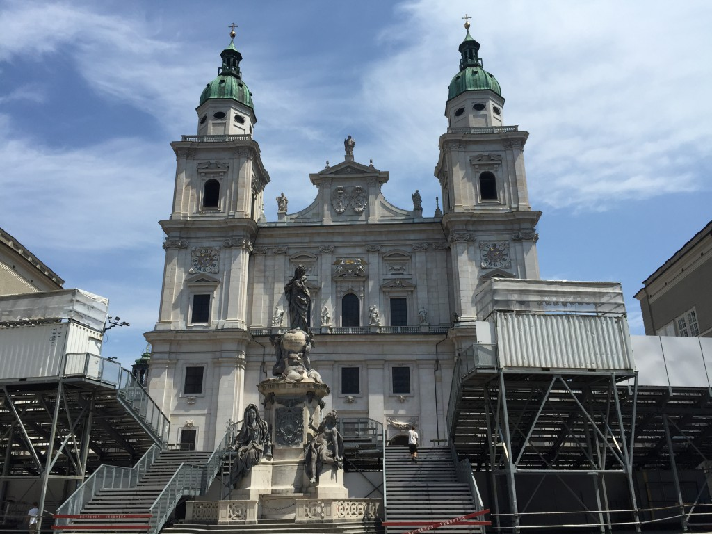 Cathedral of Salzburg
