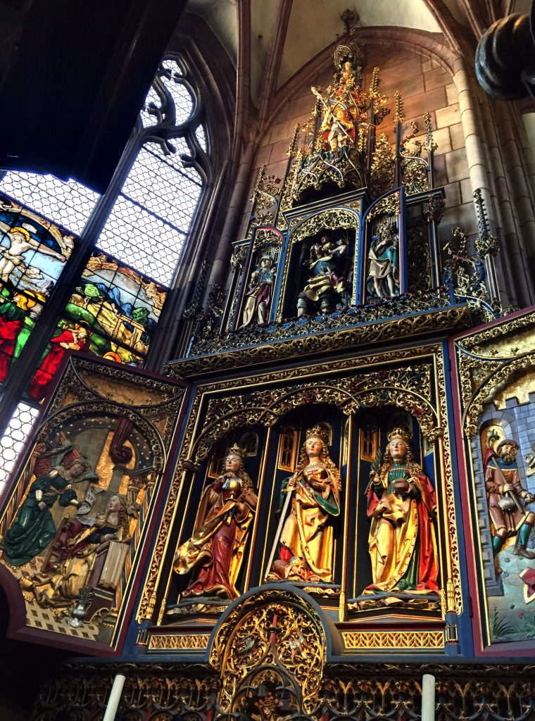 Cathedral of Freiburg