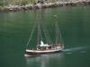 Fiskebåd i Geiranger
