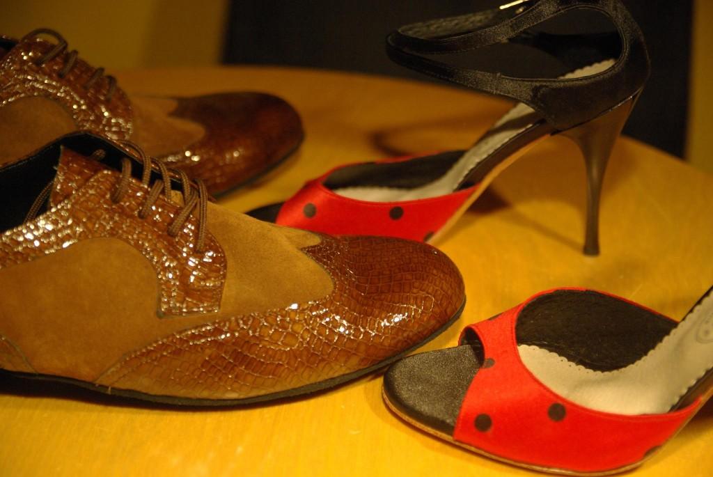Vores nye sko